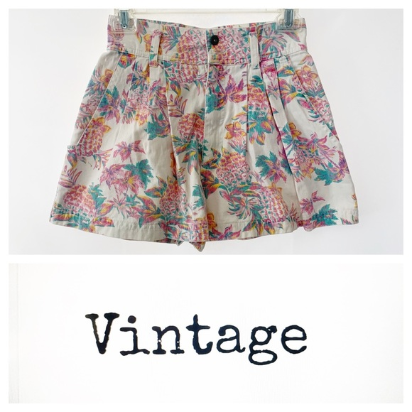 Made in the Shade Pants - Vintage Made in the Shade High Waisted Shorts